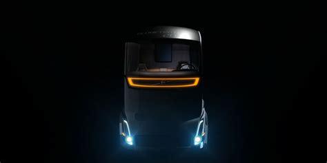 Volvo Truck Concept 2020 by Volvo Concept Truck 2020