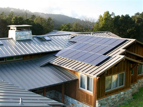 solar panels on roof solar shingles get solar power without changing your roof
