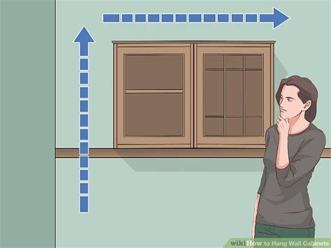 how to hang wall cabinets how to hang wall cabinets 15 steps with pictures wikihow