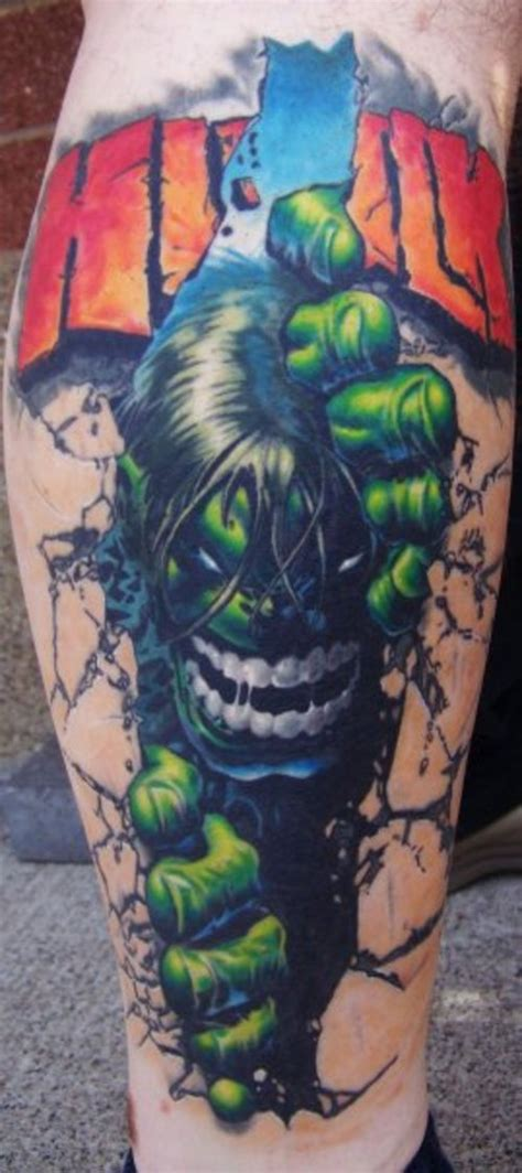 tattoos designs art hulk tattoo