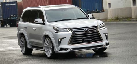wald lexus lx570 wald lexus lx revealed in full glory