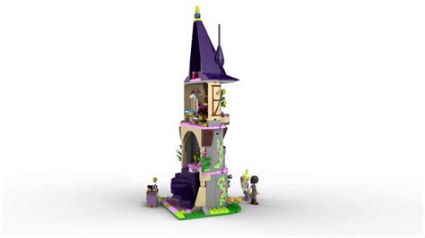 seasonal lego disney princess rapunzels creativity tower 41054 lego disney princess 41054 rapunzel s creativity tower