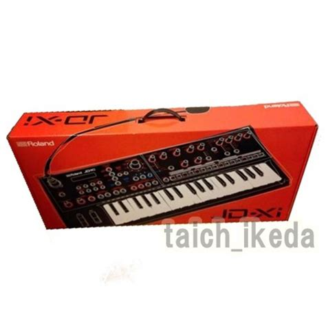Keyboard Roland Mini new official roland synthesizer 37 mini keyboard jd xi