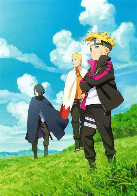 boruto friends how boruto can be match for kawaki but sasuke and naruto