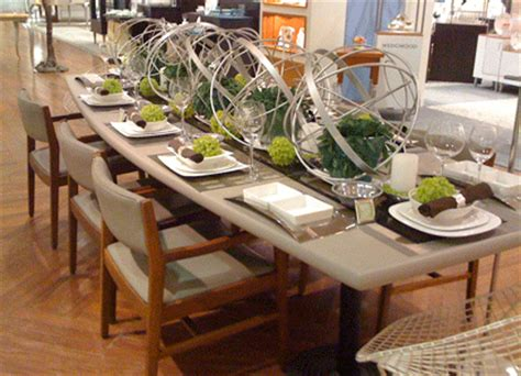 modern table settings robin pickens shopping research modern natural mix