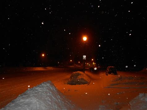 snowy nights in my big backyard rving the usa is our big backyard a snowy night in chilton
