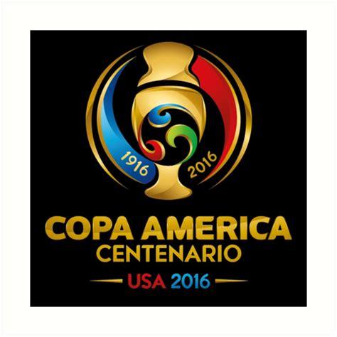 2016 Copa America Logo Logo Template Downloadclipart Org