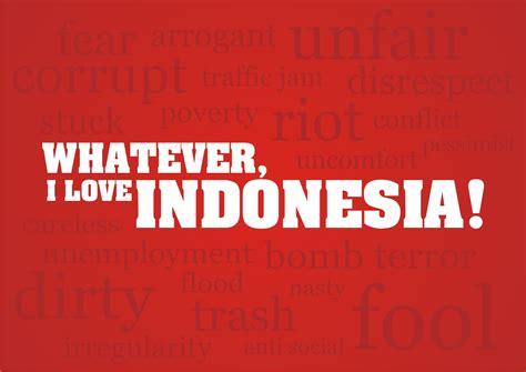 Malu Aku Jadi Orang Indonesia Taufik Ismail radar bless s is beautiful