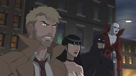 justice league dark  batmans inclusion