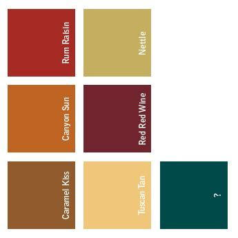tuscan color palette 57 best tuscan color palettes images on color