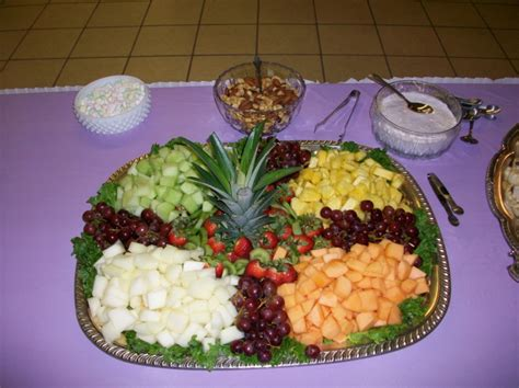 Bridal Shower Fruit Display by Bridal Shower Fruit Tray Ideas