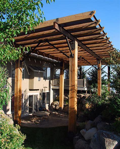 do pergolas provide shade pergolas shade structures northwest fence and supply