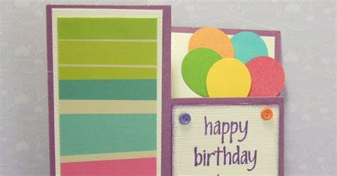 tri fold birthday card template a peace of paper a tri fold shutter birthday card