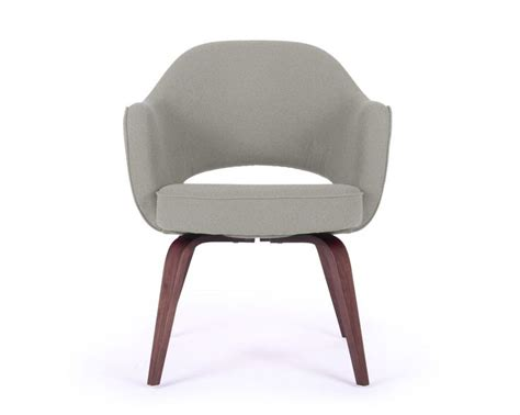 saarinen executive armchair wood legs saarinen executive armchair wood legs rove concepts