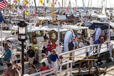newport or boat show the top 5 boat shows in the us