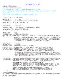 Computer Service Technician Cover Letter by Top 8 Desktop Architect Resume Sles Technician Resume Sle Writing Guide Marvelous Design
