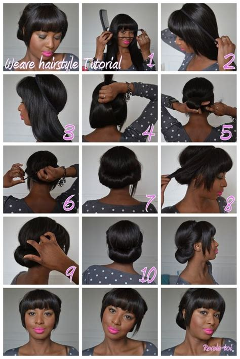 hairstyles with extensions tutorial revele toi my fashion diary tutorial hairspirations