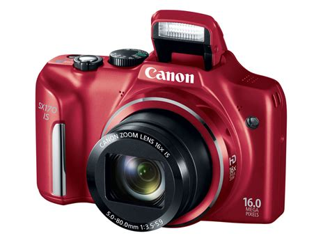 Kamera Canon Powershot Sx170 Is canon unveils powershot sx510 hs and sx170 is superzooms