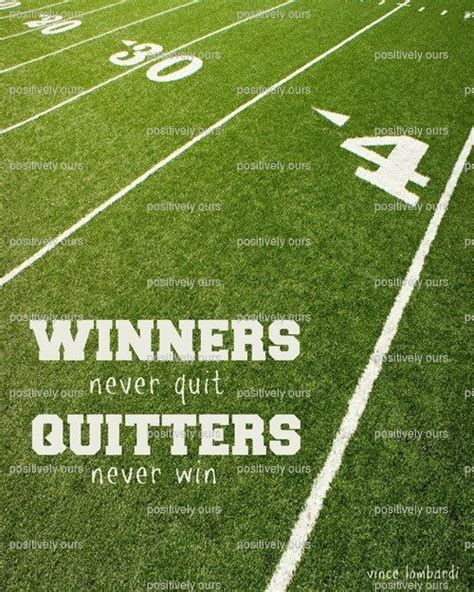 printable sports quotes inspirational football quote print sports printable