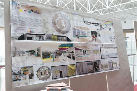 interior design students display impressive graduation