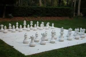 White Chess Set by Win Win Games Yoko Ono S White Chess Board
