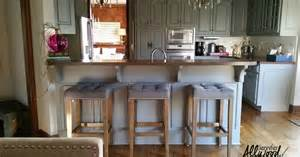 used kitchen cabinets kansas city our kitchen cabinet transformation from gold gt gray