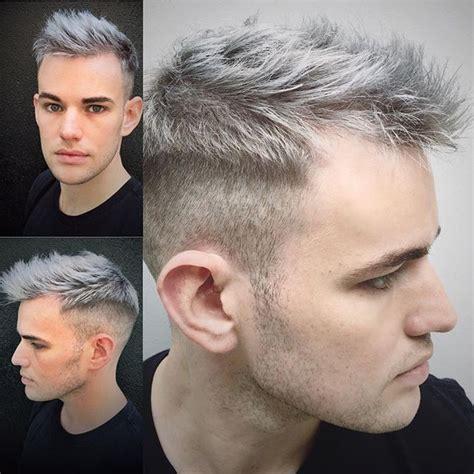 hombre hair color in your fifty 17 mejores ideas sobre hombres de pelo gris en pinterest