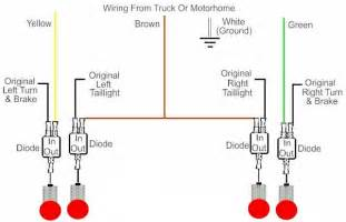 wiring diagram features detailed of trailer light wiring diagram trailer light
