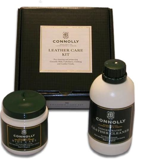 pelican partscom connolly leather care kit