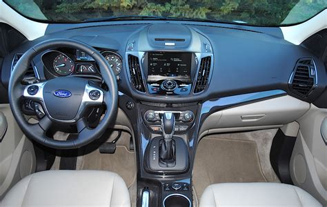 ford escape 2016 interior 2016 ford escape interior united cars united cars