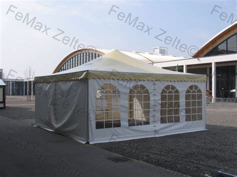 Pavillon 5x5m by Femax Pavillon 5x5m Pavillon S Femax