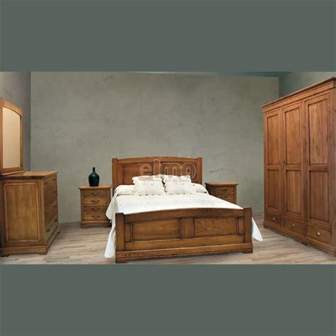 chambre bois massif adulte chambre adulte compl 232 te ch 234 ne massif rustique rustic