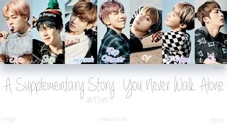 a supplementary story you never walk alone lyrics lời dịch b 224 i h 225 t a supplementary story you never walk
