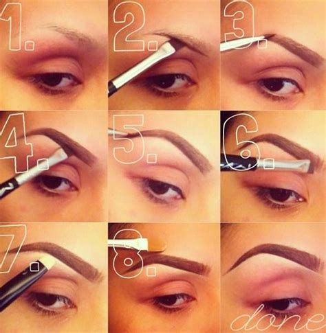 17 best ideas about eyebrows on