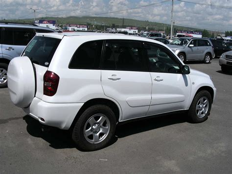 used 2003 toyota rav4 photos 1800cc gasoline ff