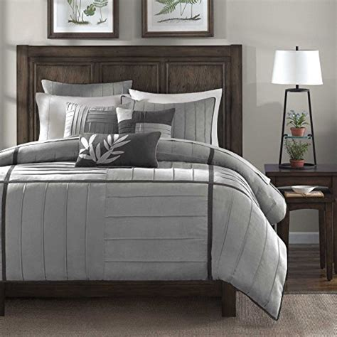 madison park connell 7 piece comforter set madison park connell 6 piece duvet cover set king