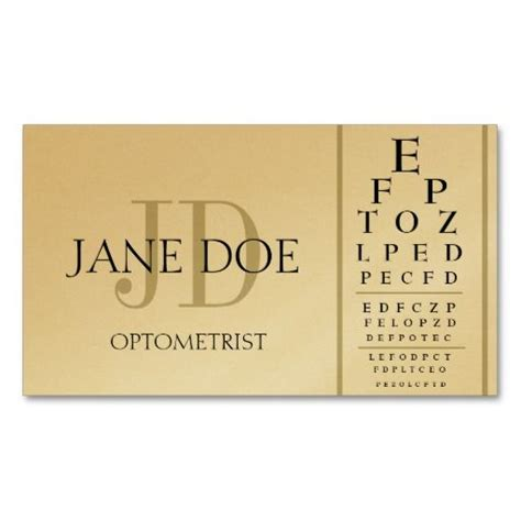 Doctor Business Card Template by 318 Best Eye Doctor Business Card Templates Images On