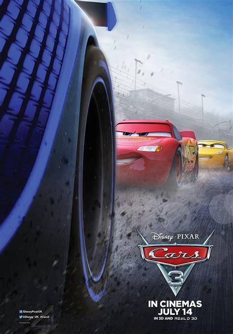jadwal film cars 3 cars 3 teaser trailer
