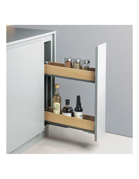 kesseböhmer base cabinet pull out storage 300mm kessebohmer base pull out storage kbp300sc chrome classic