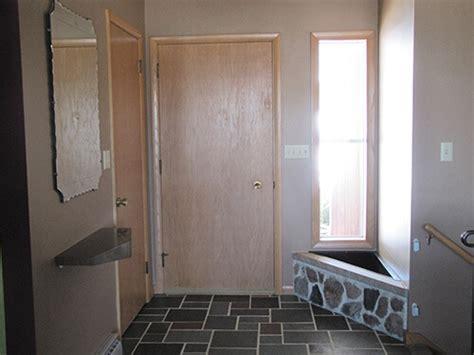 decorating ideas  kates  entry    built