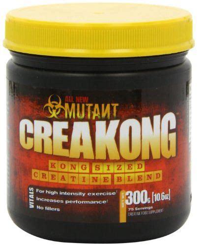 Suplemen Creatine Terbaik Jual Mutant Creakong Creatine Suplemen Fitness Kaskus