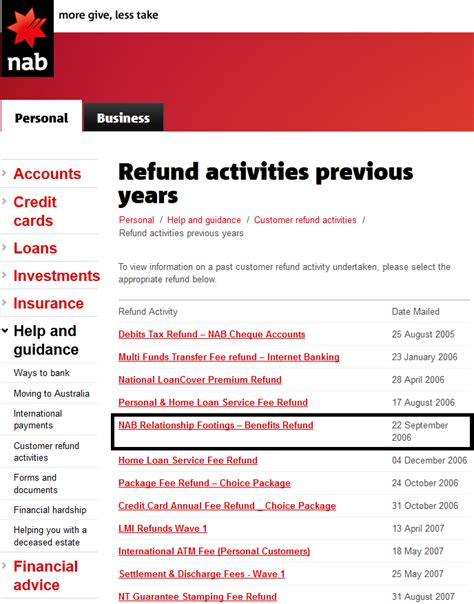 how to nab bank account national australia bank redacts website to hide customer