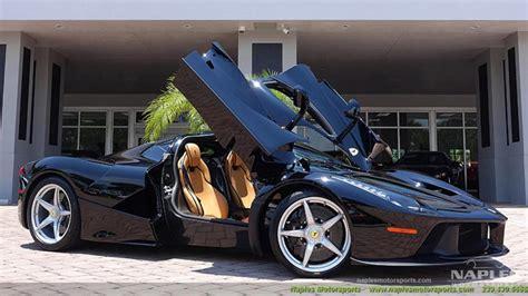 Ferrari Laferrari Preis by For Sale One Laferrari Price Five Million Dollars Top