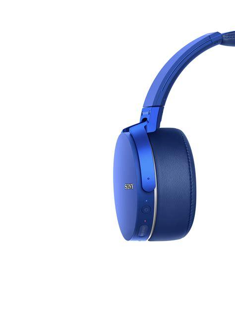 Sony Mdr Xb950b1 Bass Bluetooth Headphones With App 1 bluetooth earbuds bass sony xb50bs bass