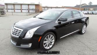 Cadillac Dts 2013 2013 Cadillac Xts Premium Luxury Start Up Exhaust And In