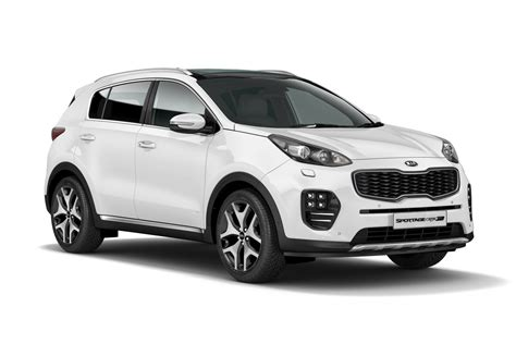 New Kia Sportage updated with GT Line S and KX 5 models