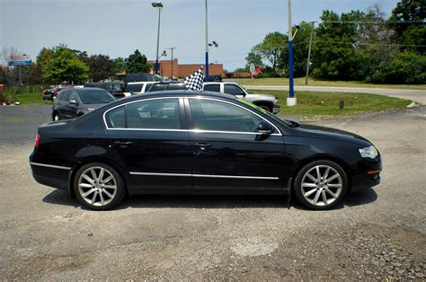 volkswagen car black 2008 volkswagen passat black used sports car sedan sale