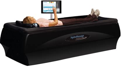 hydromassage bed hydromassage fitness benefits