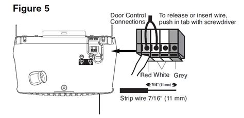 liftmaster garage door opener wiring diagram use a foscam or clone to liftmaster garage door