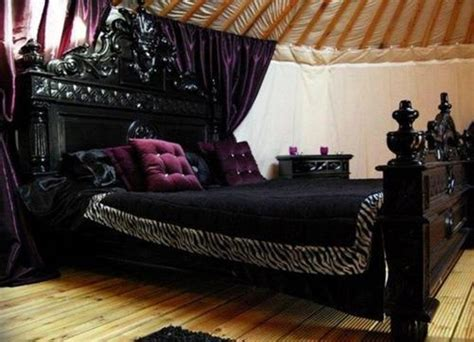 gothic bedroom designs dream house experience
